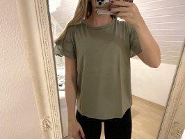 Olivgrünes T-Shirt | Dani