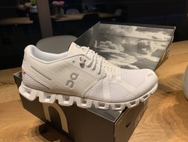 1-One Lace-Up Sneaker white
