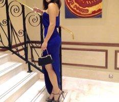 One-Shoulder Kleid Gr. S