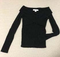 Amisu Gebreide trui zwart