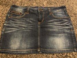 Only Jeans Mini Rock in S W27 dunkelblau