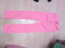 Only Drainpipe Trousers pink