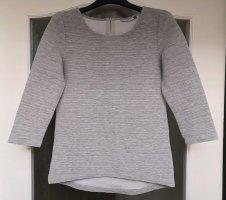 Only Short Sleeve Sweater light grey