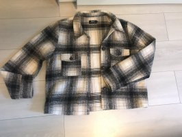 ONLY SHORT CHECK JACKET - Leichte Jacke
