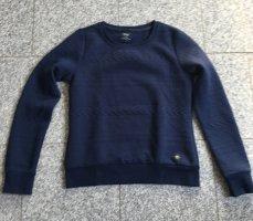 Only Sweatshirt Gr. S dunkelblau