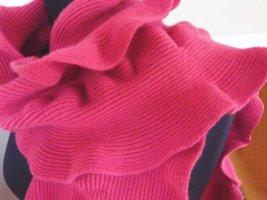 Écharpe en cachemire rouge cachemire