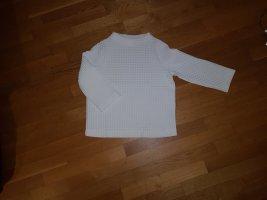 Opus Maglione twin set bianco