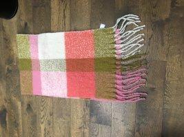 Opus Bufanda de lana multicolor