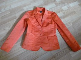 Orangefarbener Blazer Esprit Collection