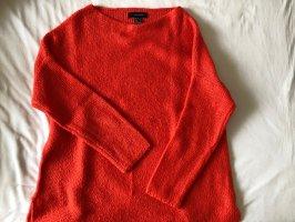 Orangen Damen sweater