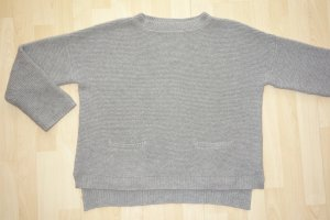 Org. AIGNER Grobstrick-Pullover mit Kastenform Wolle/Kaschmir Gr.L