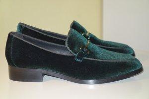 Bibi Lou Slip-on Shoes dark green