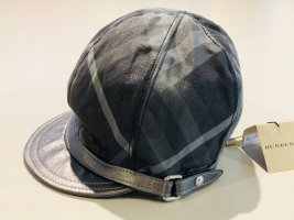 Burberry Visor Cap black-grey