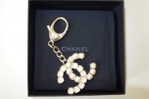 Chanel Key Chain multicolored