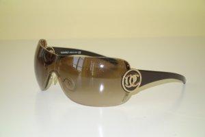 Chanel Occhiale da sole bronzo-marrone