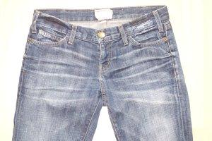 Org. CURRENT ELLIOTT straight leg Jeans mit klassischer Waschung Gr.26