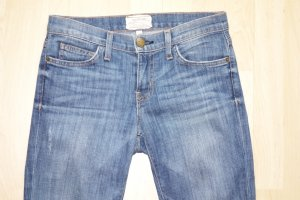 "Org. CURRENT ELLIOTT ""the Stiletto"" skinny Jeans in blau Gr.25"