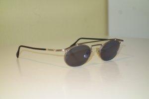 Emporio Armani Retro Glasses light grey-grey