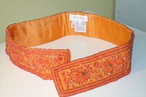 Escada Waist Belt orange