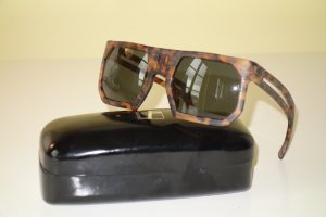 Org. LINDA FARROW x BORIS BIDJAN SABERI Sonnenbrille limitiert sold out Havanna inkl. Etui