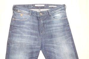 Org. SCOTCH & SODA slim Boyriend Jeans in dunkelblau Gr.26