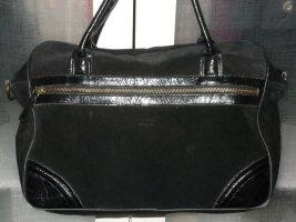 Org. STRENESSE blue  Tasche schwarz inkl.Dustbag