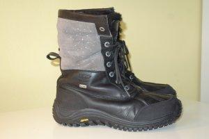 Org. UGG Australia Adirondack Outdoor Schnür-Boots mit Lammfell VIBRAM waterproof Gr.39 inkl.Karton