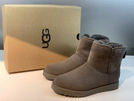 Org. UGG Cory Lammfell Boots in grau 36 NEU+Karton