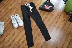Organic Skinny High Waist  Hem Jeans 36 Nakd