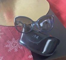 Fendi Glasses blue violet