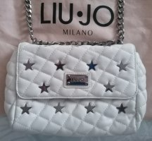 Liu jo Mini sac blanc-argenté