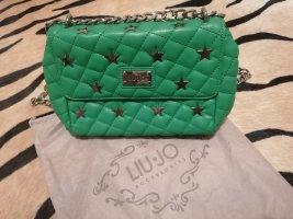 Liu jo Mini Bag silver-colored-green