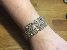 orientalisch wirkendes Armband, Silber