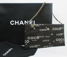 "Orig. Chanel Clutch ""COCO"" Collectors piece!/Textil & Leder/wie NEU!"