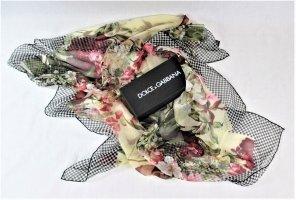 Dolce & Gabbana Zijden doek veelkleurig Zijde