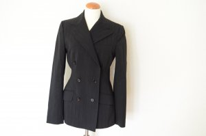 Orig. DOLCE & GABBANA Couture Blazer Jacke IT 44 D 38 figurbetont elegant
