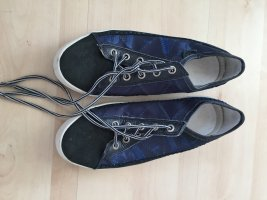 Orig. Gaastra Damen Segelschuhe / Bootsschuhe blau, Größe 38