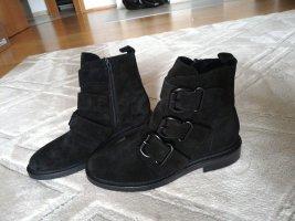 Orig. Kennel & Schmenger Boots 4 37 neu schwarz Schnallen