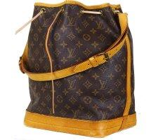 Orig.  Louis Vuitton Sac Noe Beutel Gross Monogram Canvas Tasche Bag / Guter Zustand