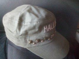 Cappello da panettiere grigio chiaro