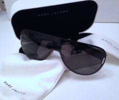 Marc Jacobs Sunglasses black-silver-colored