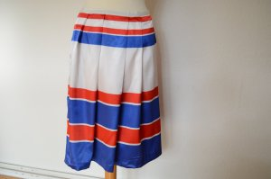 Prada Pleated Skirt multicolored mixture fibre