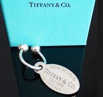 Tiffany&Co Sleutelhanger zilver Zilver