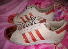 Original Adidas Sneaker Gr. 40 bronze