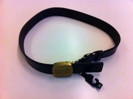 Badgley Mischka Belt brown leather