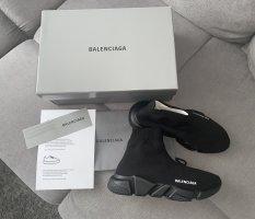 Balenciaga Slip-on Sneakers black