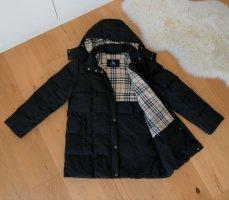 Burberry Down Coat black