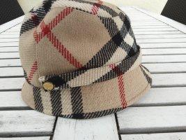 Burberry Wollen hoed veelkleurig