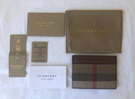 Original Burberry Kartenetui - Neu mit Etikett