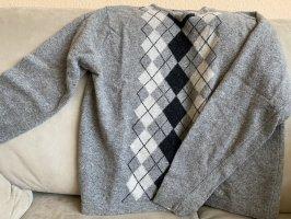 Burberry London V-Neck Sweater multicolored